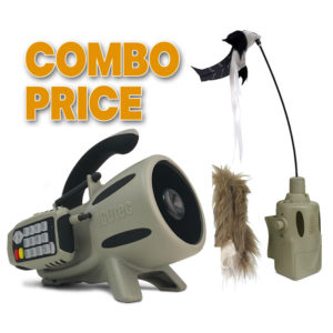 ICOtec GEN2 GC350 Caller / AD400 Decoy Bundle