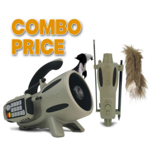 ICOtec GEN2 GC350 Caller / PD200 Decoy Bundle