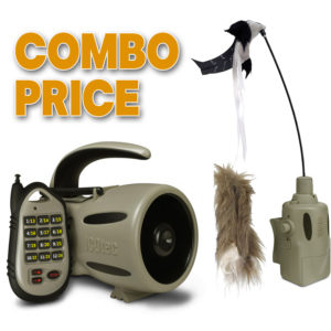 ICOtec GC350 Caller / AD400 Decoy Bundle