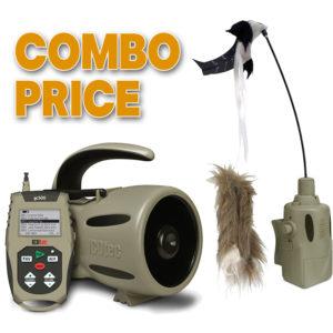 ICOtec GC500 Caller / AD400 Decoy Bundle