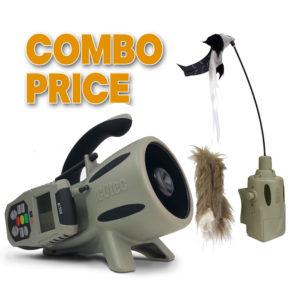 ICOtec GEN2 GC500 Caller / AD400 Decoy Bundle