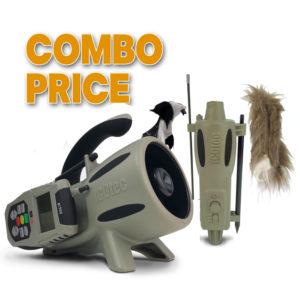 ICOtec GEN 2 GC500 Caller / PD200 Decoy Bundle