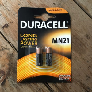 Duracell MN21 12v Batteries
