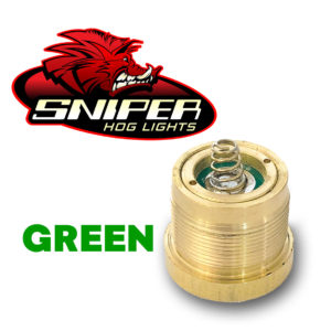 Sniper Hog 66LRX GREEN Led Pill