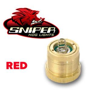 Sniper Hog 66LRX RED Led Pill