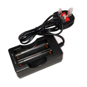 Dual Bay 18650 Charger