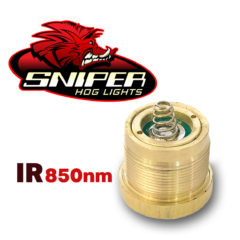 Sniper Hog 66LRX IR 850nm Led Pill