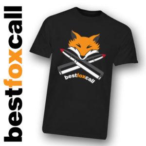 Fox & Crossbullets TShirt – Limited Edition
