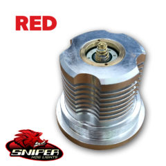 SniperHog Lights Coyote Cannon – RED LED