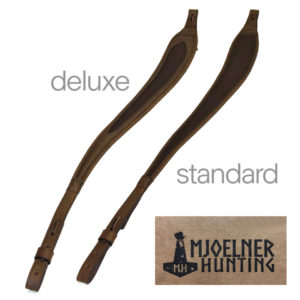 Leather & Loden Ergonomic Rifle Slings