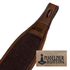 Leather & Loden Ergonomic Rifle Slings