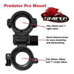 SniperHog Predator Pro Mount