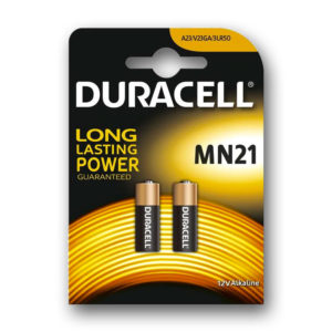 Duracell MN21 12v Batteries | 2 Pack