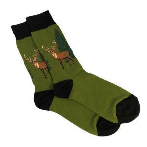 Stag Socks