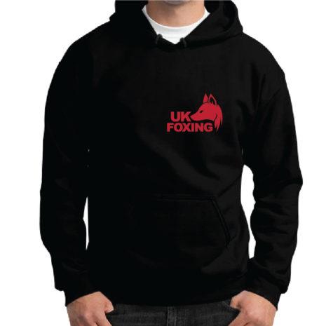 UKF Hood Red
