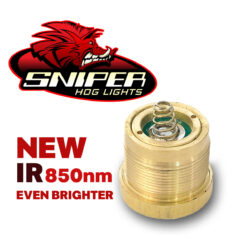 NEW- Sniper Hog 66LRX IR 850nm Led Pill – GEN2